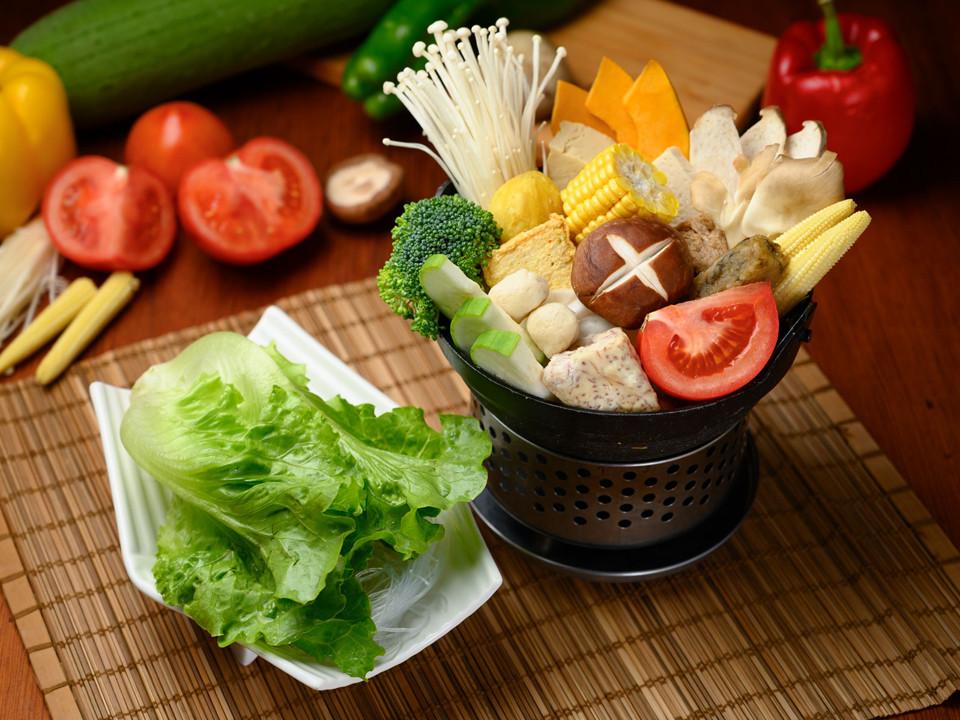 超值蔬食鍋物 暖心推薦